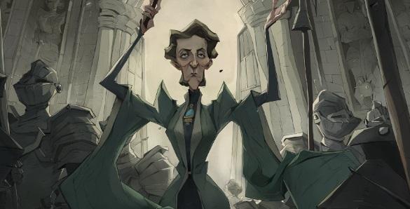 哈利波特魔法觉醒无名之书怎么过 无名之书囚徒篇通关教程