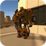 变形机器人英雄破解版无限金币钻石版